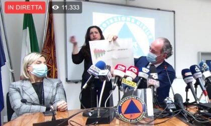 """Covid, Zaia: """"Chiesto al Governo di rivedere i parametri per stabilire le zone"""""""