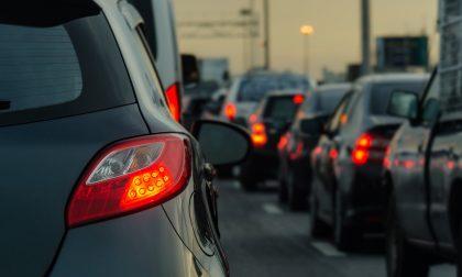 Maxi tamponamento lungo l'A4 tra Vicenza e Padova, traffico paralizzato