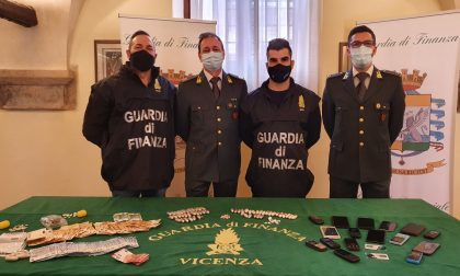 Richiedenti asilo spacciatori, smantellata la centrale della droga nel cuore di Vicenza