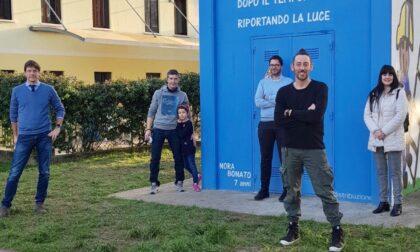 """Inaugurata a Schio la seconda cabina del progetto """"Energia a colori"""""""