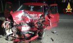 Le foto del pauroso frontale a Malo: due donne ferite