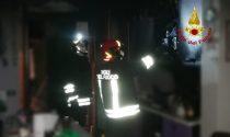 Incendio a Rossano Veneto nella cucina di un appartamento: una persona intossicata