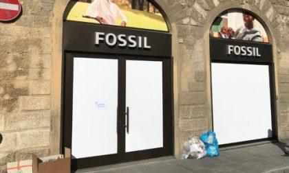 Chiude Fossil a Firenze, lavoratori trasferiti nel vicentino ma finiscono in cassa integrazione