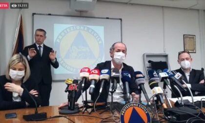 """Covid, il Governatore Zaia: """"Vaccini di notte e anche a Pasqua e Pasquetta""""   +1130 positivi   Dati 30 marzo 2021"""