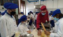 """Altro che """"Masterchef"""", a Lonigo gli insegnanti per i cuochi di domani sono i produttori locali"""