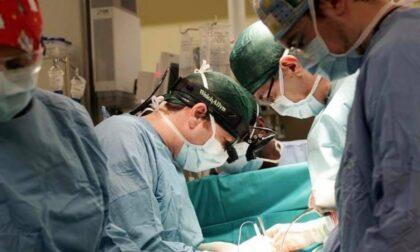 L'ecografia in strada salva la vita a un 44enne di Cassola con dissecazione dell'aorta in corso