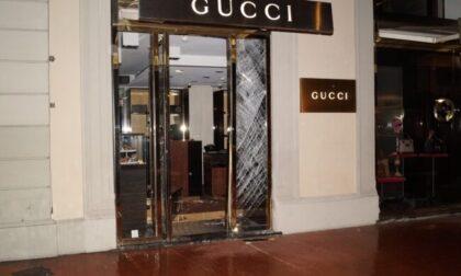 Aveva razziato la boutique Gucci a Montecatini, ora si nascondeva a Vicenza