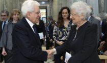 La senatrice a vita Liliana Segre è cittadina onoraria di Vicenza