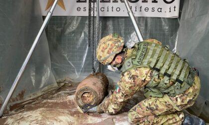 Bomba day, operazione unica in Italia per la tipologia di disinnesco