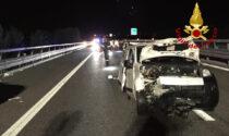 Grave incidente sulla Valdastico, tre feriti: autostrada chiusa per alcune ore