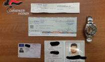 Truffa del Rolex a Marostica: arrestato un 24enne napoletano