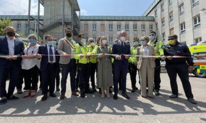 """Inaugurata la nuova centrale operativa del Suem 118 di Vicenza: """"Struttura all'avanguardia"""""""