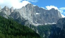 Vicentina si sente male sul Civetta, salvata dal soccorso alpino