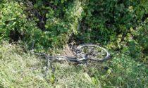 Motociclista si scontra con una bici a Zanè: 80enne sbalzato nel fossato
