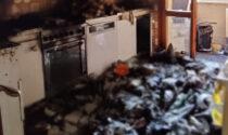 La cucina prende fuoco: paura in un edificio di viale Ortigara a Vicenza