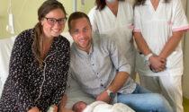 Benvenuto Noah Pace, il primo bimbo nato al nuovo punto nascita di Asiago
