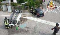 Incidente tra due auto a Pojana Maggiore, due donne ferite e traffico deviato