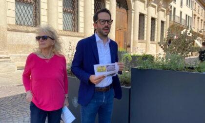 Fiori e piante per contrastare gli attentati terroristici a Vicenza