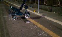 Grave incidente tra auto e scooter: il giovane Michel non ce l'ha fatta