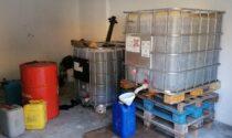 Nel garage di casa gestiva un distributore di carburante completamente abusivo
