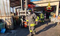 Incidente fatale sul muletto, morto il proprietario di un'officina a Lusiana