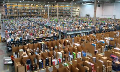 Amazon espande la sua rete logistica: apre un deposito di smistamento a Vicenza
