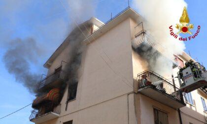 Incendio Vicenza, il rogo sarebbe doloso: motivazioni economiche alla base del folle gesto
